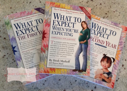 """What to Expect"" as a New Mom {Giveaway}"