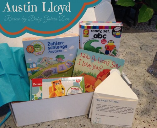 Austin Lloyd Box Review: engaging surprises for young minds
