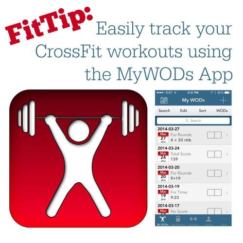 MyWODs App